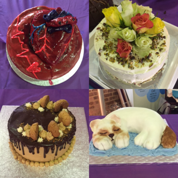 Fridays Great Brompton Bake Off Saw Hospital And Charity Staff Pull Out All The Stops With Some Of Most Imaginative Cakes Weve Ever Seen