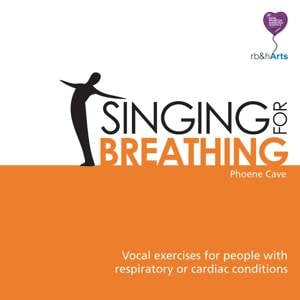 'Singing for Breathing' audio CD