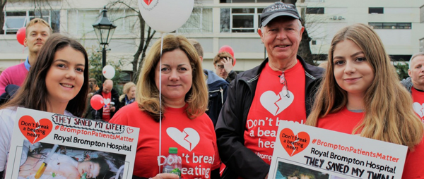 Join our fight to save vital heart services