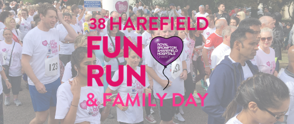 Harefield Fun Run in aid of Transforming Your Care