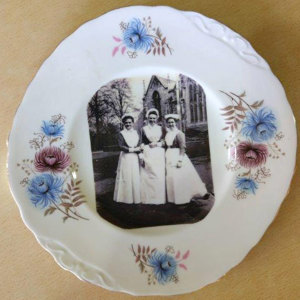 Carrie Reichardt plate (Design 3)
