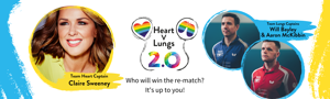 Heart vs Lungs 2.0 is in aid of the Covid-19 Relief Fund