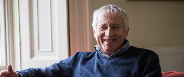 Jonathan Dimbleby led us on a tour of the future of healthcare